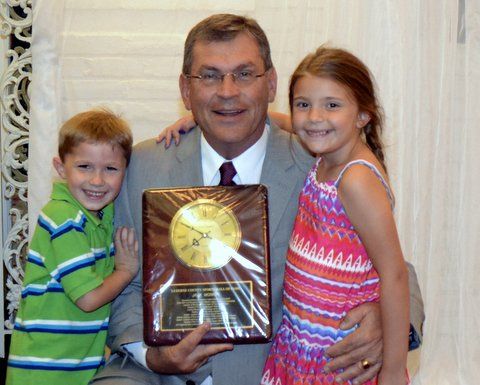 43 – Jack Monick and grandkids