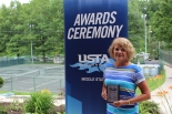 Organization Award - Wheeling Ogelbay Tennis Club