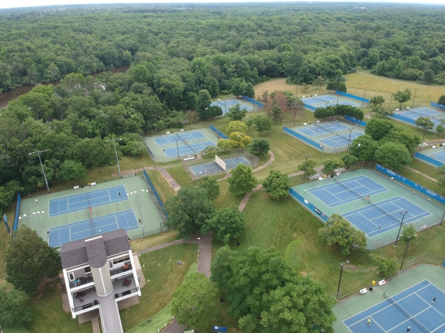 Mercer County Park Commission Earns National Tennis Award – NetPLAY